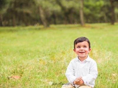 El pequeño Miguel